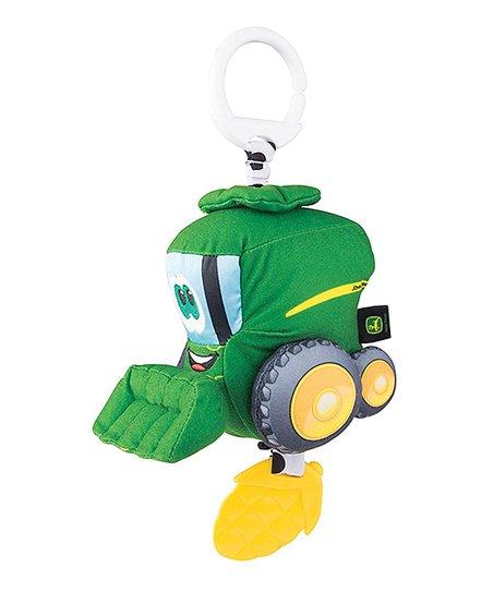 Tomy John Deere Corey Combine Clip Go Toy Zulily