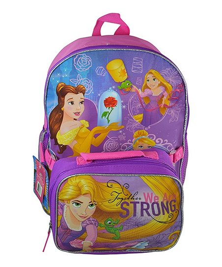 8c51119ffe6 Global Design Disney Princess Backpack   Lunch Bag