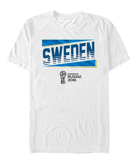 9d5549b8f Fifth Sun Sweden National Team Slanted Tee - Men | Zulily