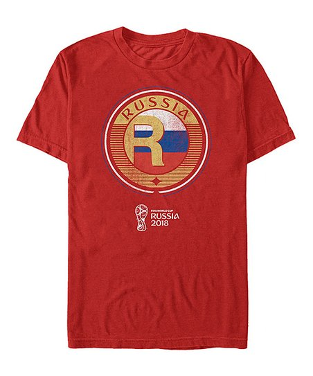 d2ff0952d40 love this product Russia National Team Contrast Round Tee - Men