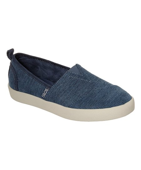c4b975d3dede love this product Navy B-Loved Autumn Chill Alpargata Sneaker - Women