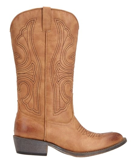 5513abab2fb Matisse Brown Legend Cowboy Boot - Women