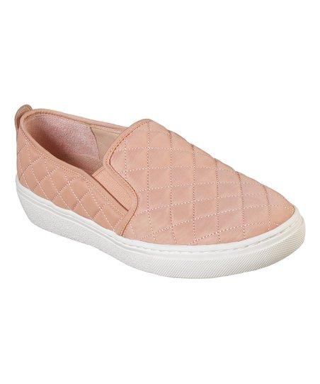 Skechers Pink Goldie Pillow Top Slip-On