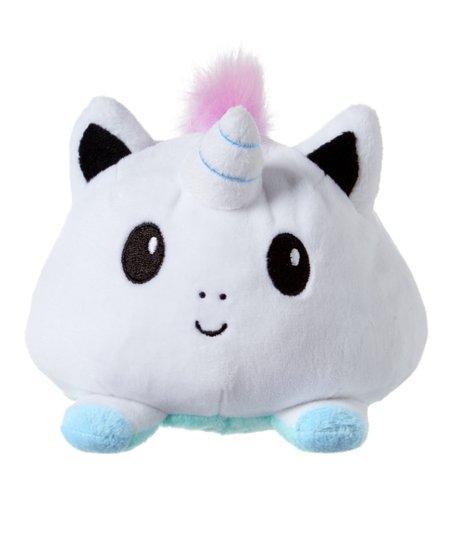 love this product White   Turquoise Reversible Unicorn Mini Plush Toy 0ac005c4a