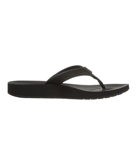 63ce88dfcb9d Teva Avalon Black Azure Flip-Flop - Women