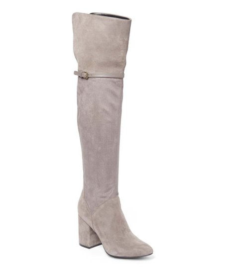 82ff43b4082 love this product Stormcloud Darcia Suede Over-the-Knee Boot - Women