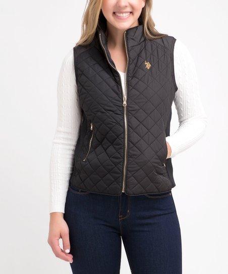 Polo Assn Womens Puffer Vest U.S