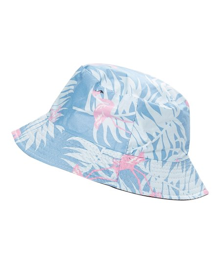 6bcc37fb6c9 love this product Blue Tropical Bucket Hat