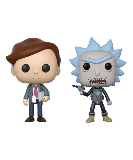 869835186fd love this product Rick and Morty Escape Rick   Lawyer Morty POP! Figurine  Set