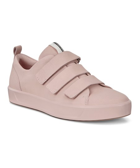 2ba220fec2d9 love this product Rose Dust Soft 8 Strap Leather Sneaker - Women