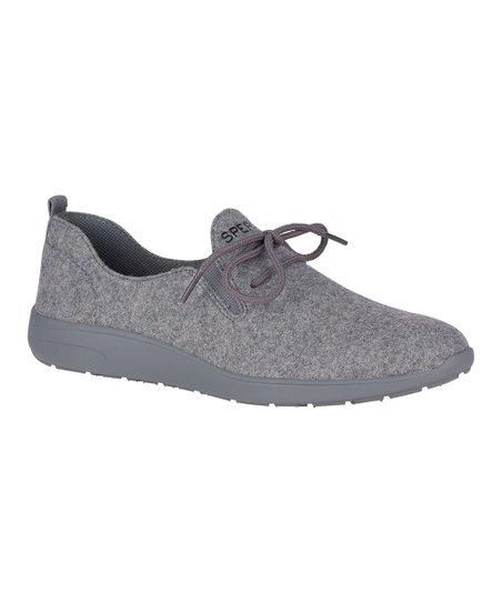 Sperry Top-Sider Gray Rio Aqua Wool