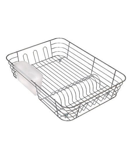 Chrome Extra Large Dish Drying Rack