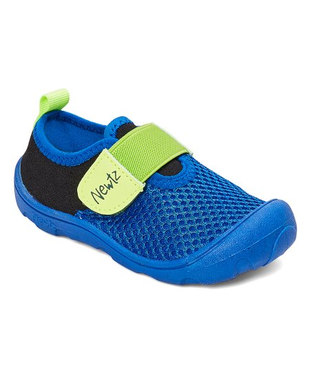73e19aaa220e love this product Royal Blue   Black Sea Lion Water Shoe - Boys