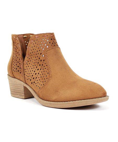 ARider Girl Camel Doly Ankle Boot