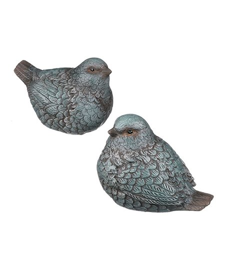 Love This Product Blue Bird Figurine Set Of Two