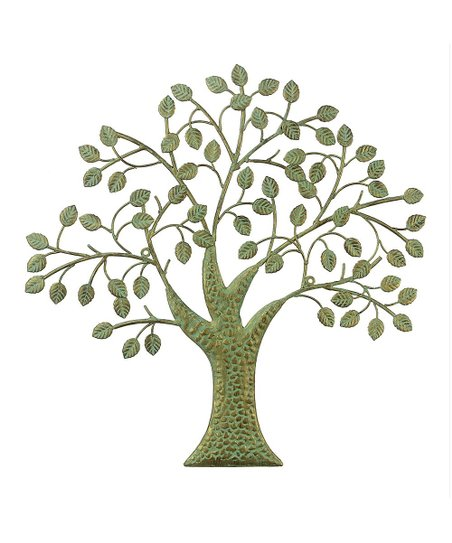 Metal Family Tree Wall Décor Zulily