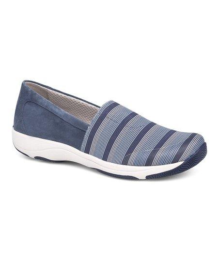 835a6964aab1 Dansko Blue Harriet Suede Slip-On Shoe - Women