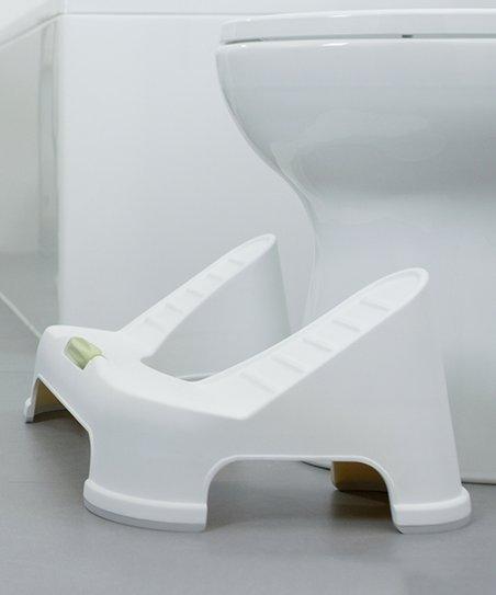Turbo Stool White Bathroom Toilet Zulily