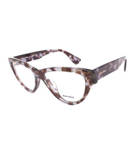 acc020cf18e love this product White Havana Tortoise Rx Cat-Eye Eyeglasses