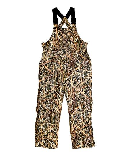 444eedb40d4c6 Mossy Oak Shadow Grass Blades Evolton Insulated Overalls - Men | Zulily