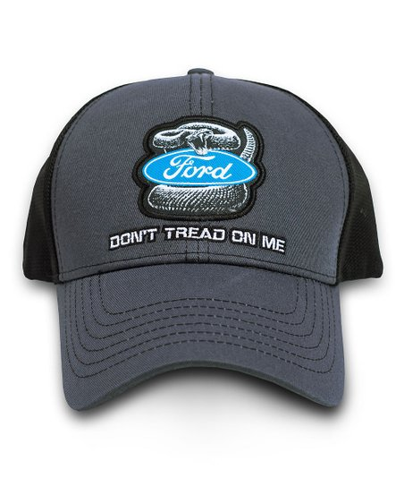 9896a15112 love this product Gray Ford 'Don't Tread' Baseball Cap