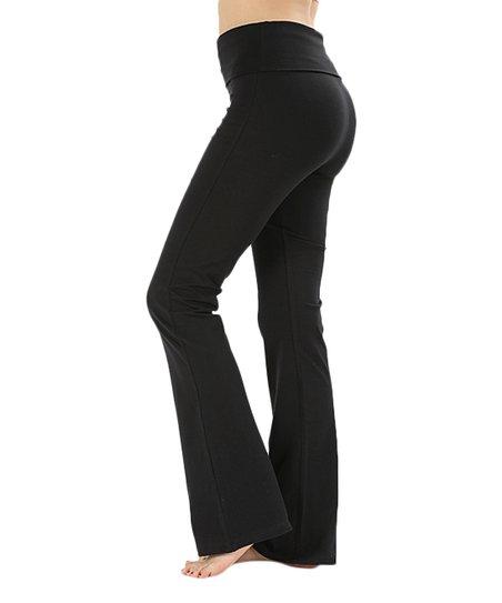 yoga pants black