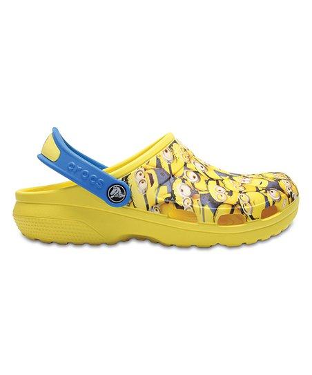 Crocs Minions™ Yellow Classic Clog