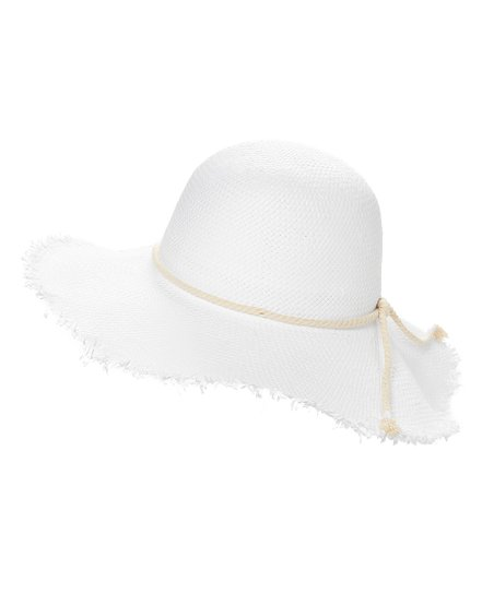 08a8b4d1778 love this product White Rope-Band UPF 50+ Sunhat