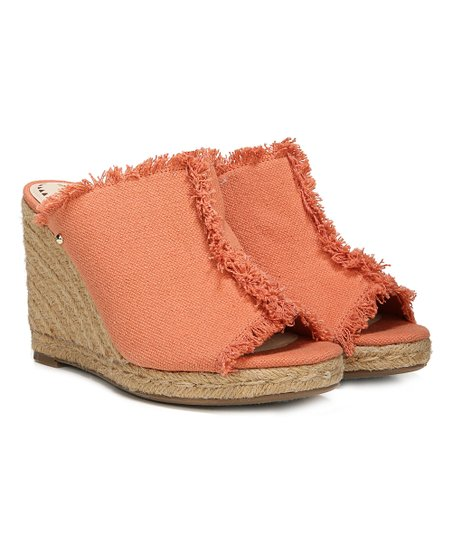 62b1c6c82c34 Circus by Sam Edelman Sedona Orange Baker Sandal - Women