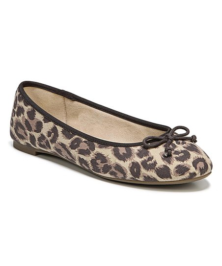 65881d390 Circus by Sam Edelman Brown Leopard Charlotte Flat - Women
