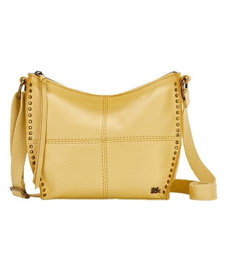 Sunlight Saratoga Leather Crossbody Bag