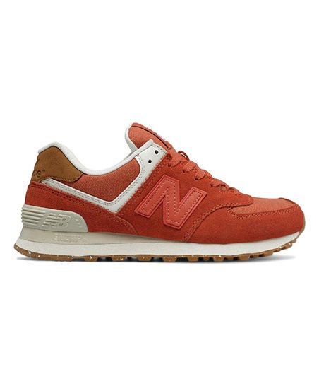 45f3f559 New Balance Pink Clay 574 Retro Sneaker - Women