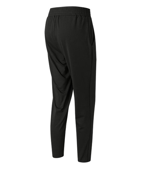 New Balance Women/'s Evolve Soft Pant Grey