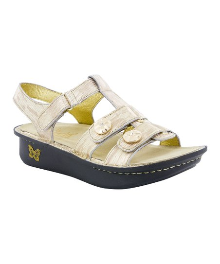 d31d291160f Gold Your Own Way Kleo Leather Sandal - Women · Womens GLIMMER GLAM ...