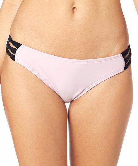 251465e1c0a4d Fox Lilac Bolt Lace-Up Bikini Bottoms - Women | Zulily