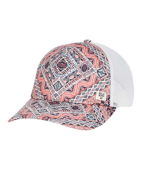 7948a39de553b love this product Rose Blush Heritage Mashup Trucker Hat