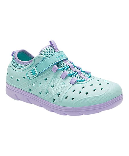 3d5eecf5cff love this product Turquoise Made2Play Phibian Sneaker Sandal - Girls