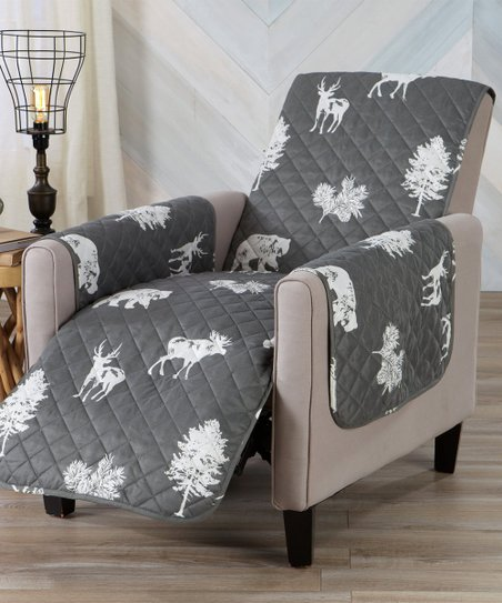 Home Fashion Designs Forest Animals Quilted Recliner Furniture ... 37932496cb