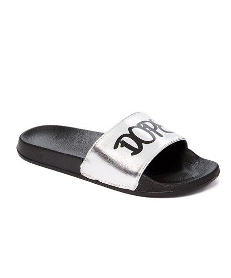 ce2a3da59da1b8 love this product Silver  Dope  Sandal - Men