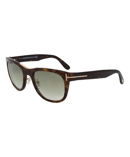 01ddb090602b Tom Ford Havana Jack Square Sunglasses