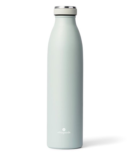 Vitagoods Light Blue Vacuum Sealed 25-Oz. Water Bottle  f8d9531d1