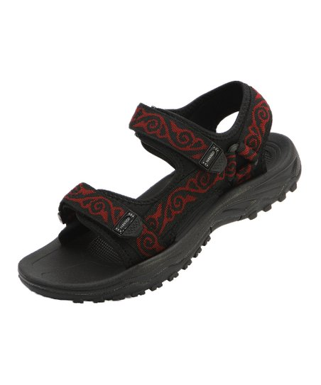 6a0f0aaf79d87d Navigo Red Back-Strap Sandal - Women