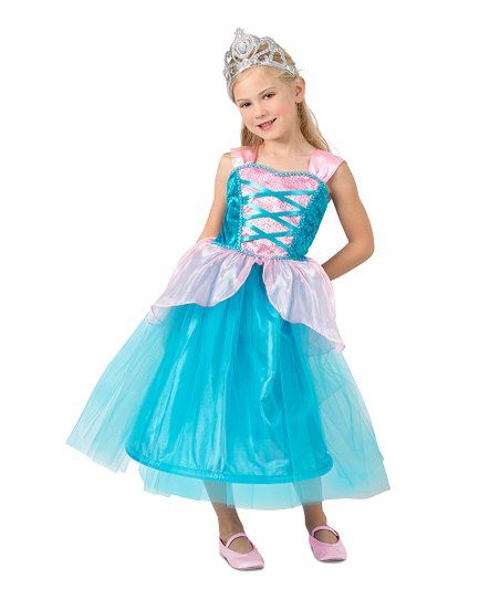 b39c984f737e4 Princess Paradise Princess Addilyn Dress-Up Set - Toddler & Girls ...