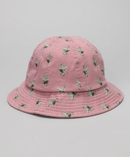 love this product Pink Chicken Bucket Hat 87007954f3f