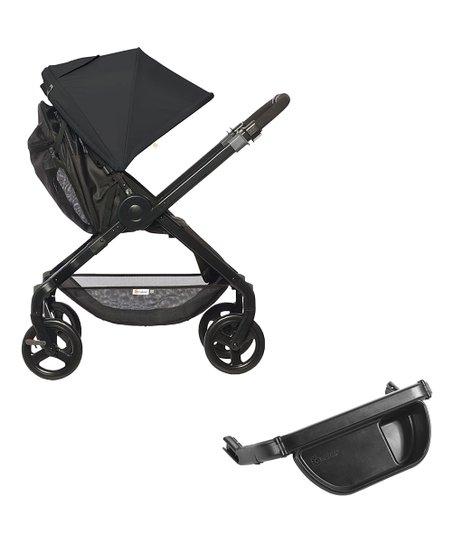 c521a0b330f4 Ergobaby Black 180 Reversible Stroller   Free Snack Tray