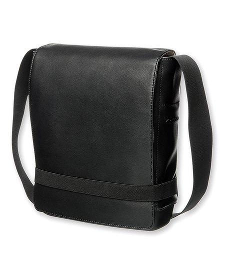 Moleskine Black Classic Messenger Bag  1e393afc8d947