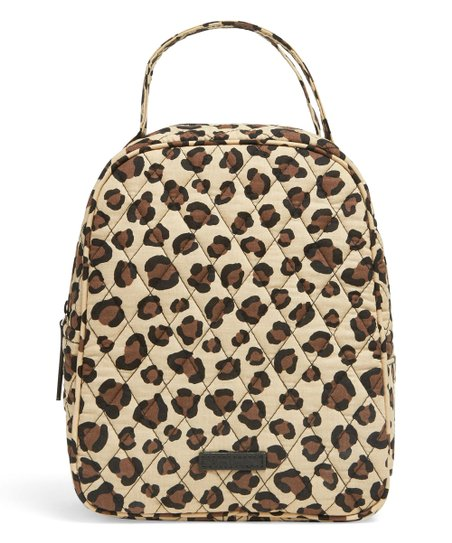 Vera Bradley Leopard Lunch Bunch Bag