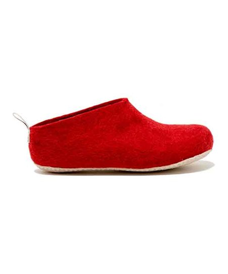 f12082c8a love this product Red Gus Wool Slipper - Kids