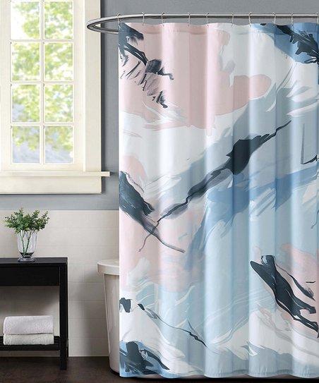 Love This Product Capri Blush Shower Curtain