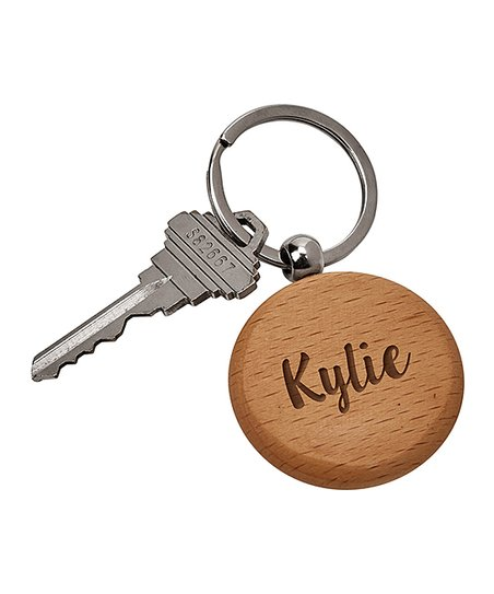 Personalized Planet Personalized Key Chain